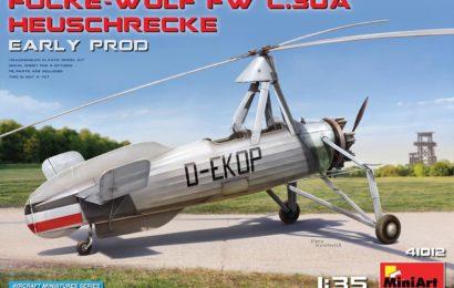 1/35 MiniArt FW C.30A «Кузнечик»