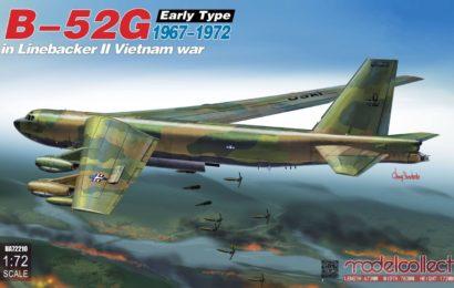 Седьмой по счету — B-52G Early Type