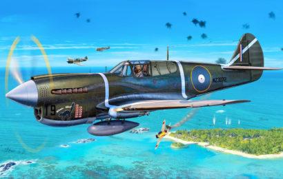 P-40M «Чудо новозеландской авиации»